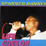Click here for more info about 'Spanner Banner - Life Goes On'