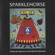 Click here for more info about 'Sparklehorse - Dreamt For Light Years In The Belly Of A Mountain - Promo'