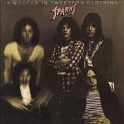 Sparks A Woofer In Tweeter's Clothing UK vinyl LP