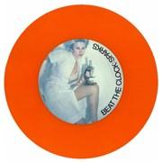 "Sparks Beat The Clock - Orange Vinyl UK 12"" vinyl"