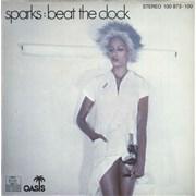 "Sparks Beat The Clock Netherlands 7"" vinyl"