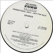 Click here for more info about 'Sparks - Music That You Can Dance To'