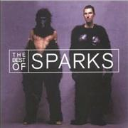 Sparks The Best Of UK CD album