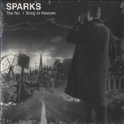 Sparks The No. 1 Song In Heaven USA CD single