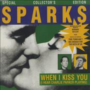 Sparks When I Kiss You - Collector's Edn UK CD single