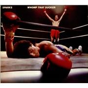 Sparks Whomp That Sucker UK vinyl LP