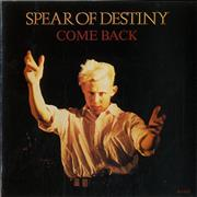 Click here for more info about 'Spear Of Destiny - Come Back'