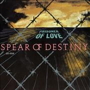 Click here for more info about 'Spear Of Destiny - Prisoner Of Love - Double'