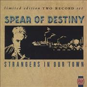 Click here for more info about 'Spear Of Destiny - Strangers In Our Town - Double Pack'