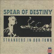 Click here for more info about 'Spear Of Destiny - Strangers In Our Town'