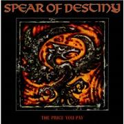 Spear Of Destiny The Price You Pay UK vinyl LP