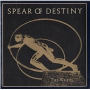 """Spear Of Destiny The Wheel - Double Pack UK 7"""" vinyl"""