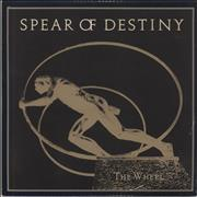 """Spear Of Destiny The Wheel UK 12"""" vinyl"""