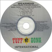 Click here for more info about 'Spearhead - Rebel Music (3 O'Clock Roadblock)'