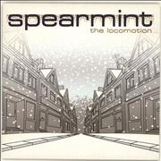 Click here for more info about 'Spearmint - The Locomotion - White Vinyl'