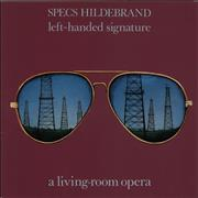 Click here for more info about 'Specs Hildebrand - Left-Handed Signature'