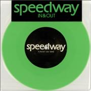 Click here for more info about 'Speedway [2000s] - In & Out - Green Vinyl'