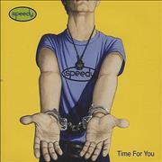 Speedy Time For You UK 2-CD single set