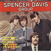 Click here for more info about 'Spencer Davis Group - Spencer Davis Group EP - DJ Copy'