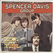 Click here for more info about 'Spencer Davis Group - Spencer Davis Group EP - Picture Sleeve'