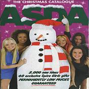 Click here for more info about 'Spice Girls - 1997 Asda Christmas Catalogue'