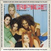 Click here for more info about 'Spice Girls - 2 Become 1'