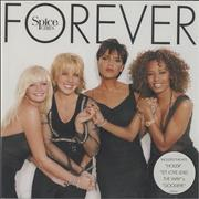 Spice Girls Forever UK CD album