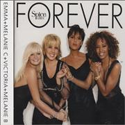 Spice Girls Forever Japan CD album Promo