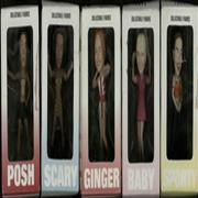 Spice Girls Girl Power Collectible Figures - Complete Set UK memorabilia
