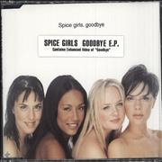 Click here for more info about 'Spice Girls - Goodbye'