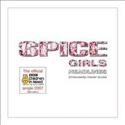 Click here for more info about 'Spice Girls - Headlines [Friendship Never Ends]'