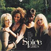 Click here for more info about 'Spice Girls - Let Love Lead The Way'