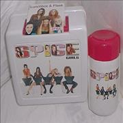Click here for more info about 'Spice Girls - Lunchbox & Flask - white'