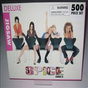 Click here for more info about 'Spice Girls - 'Mama/Who Do You Think' Deluxe Jigsaw'