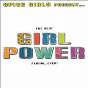 Spice Girls Spice Girls Present... The Best Girl Power Album...Ever! UK 2-CD album set