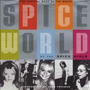 Spice Girls Spiceworld The Official Book Of The Movie UK book