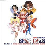 Click here for more info about 'Spice Girls - Viva Forever CD 1'