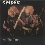Click here for more info about 'Spider (UK) - All The Time'