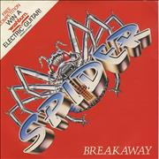 Click here for more info about 'Spider - Breakaway - P/s'