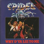 Click here for more info about 'Spider (UK) - Why D'ya Lie To Me'