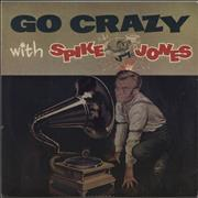 Click here for more info about 'Spike Jones - Go Crazy With Spike Jones'