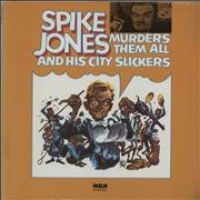 Click here for more info about 'Spike Jones - Murders Them All'