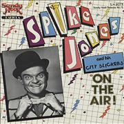 Click here for more info about 'Spike Jones - On The Air!'