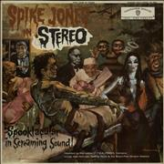 Click here for more info about 'Spike Jones - Spike Jones In Stereo - A Spooktacular In Screaming Sound!'