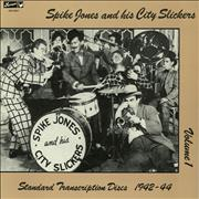 Click here for more info about 'Spike Jones - Standard Transcription Discs 1942-44'