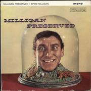 Click here for more info about 'Spike Milligan - Milligan Preserved - 1st - EX'