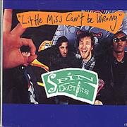 Click here for more info about 'Spin Doctors - Little Miss Can't Be Wrong'