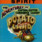 Click here for more info about 'Spirit - Potatoland + Booklet'