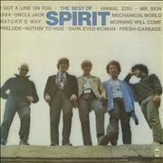Click here for more info about 'Spirit - The Best Of Spirit'
