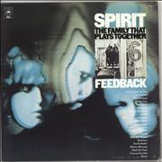 Click here for more info about 'Spirit - The Family That Plays Together / Feedback'